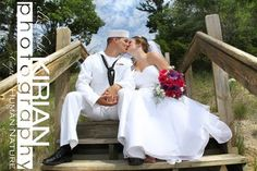 sailor wedding