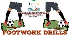 soccer footwork drills