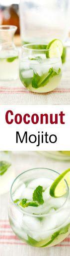 Coconut Mojito Recipe on Yummly