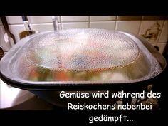 Supercook SC110 gebratene Putenstreifen mit Gemüsereis Roast, Kochen, Vaping