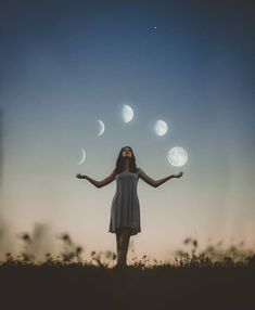 Cinematic, Conceptual and Dreamlike Photography by Alexa Svi.- Cinematic, Conceptual and Dreamlike Photography by Alexa Svilkic Moon Photography, Fantasy Photography, Surrealism Photography, Conceptual Photography, Photoshop Photography, Artistic Photography, Creative Photography, Fine Art Photography, Portrait Photography