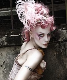 """""""If leeches ate peaches instead of my blood, then I would be free to drink tea in the mud!"""" ― Emilie Autumn"""