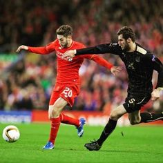 Adam Lallana star or not under Jurgen Klopp at Liverpool FC? Guest post analysis for Soccer Box http://www.soccerbox.com/blog/adam-lallana-caught-between-two-styles-in-liverpools-attack/