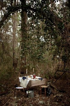 If you go into the woods today... you'll find a big surprise...Teddy Bears' Picnic. 2/7/13