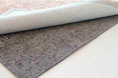 non-toxic, non-off gassing rug pads