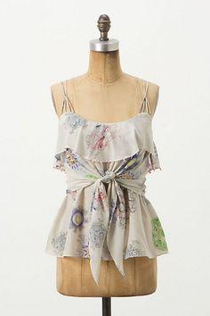 leifsdottir medusae blouse- so pretty and feminine