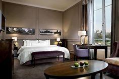 The Westin Paris - Vendome—Suite with view