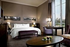 The Westin Paris - Vendome—Suite with view