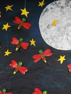 Eric Carle Unit. This would also make a great bulletin board for the classroom #preschool #prek #classroom