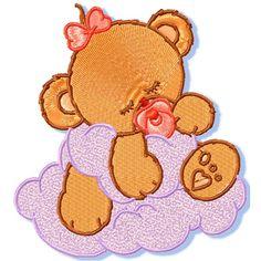 Baby Girl Bears in the Sky