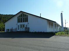 Terrenceville (église St. Joseph), Terre-Neuve-et-Labrador, Canada (47.661119, -54.727853)