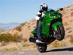 26 Best Kawasaki ZZR1400 images in 2014 | Sport bikes