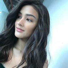 Find out about brand new hair care tips and hints. Most Beautiful Faces, Beautiful Girl Image, Simply Beautiful, Liza Soberano, Filipina Actress, Filipina Beauty, Asian Hair, Pretty Face, Pretty Woman