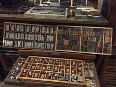 Type letterpress