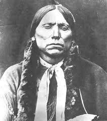 Quanah Parker el legendario jefe mestizo de los comanches