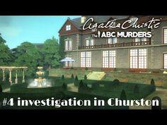 the abc murders walkthrough - part #4 - investigation in Churston