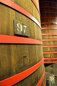 Brewing Rodenbach beer at the Rodenbach brewery