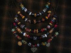 Viking beads Viking Garb, Viking Reenactment, Viking Life, Viking Woman, Norse Vikings, Iron Age, Viking Jewelry, Anglo Saxon, Lampwork Beads