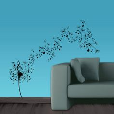 music-notes-wall-decal