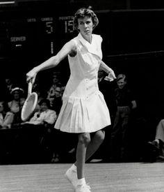 Doris Hurt ( June 20, 1925 - May 29, 2015) an American tennis player