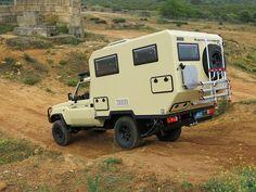 Uro-Camper Xplora II - Expedition Portal