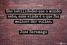 José Saramago <3