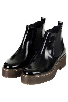 topshop Absolutely Chelsea Boots :O Mid Heel Ankle Boots, Chelsea Ankle Boots, Flat Boots, Mid Calf Boots, Ankle Booties, Shoe Boots, Shoe Bag, Walk In My Shoes, Me Too Shoes
