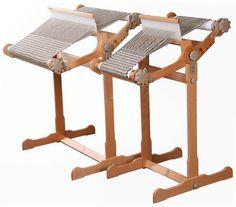 ASHFORD 32in Rigid Heddle Loom FLOOR STAND ONLY