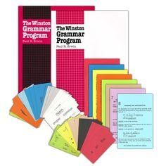winston grammar curriculum review