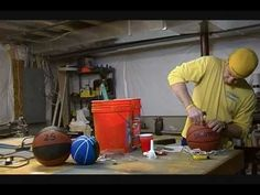 "TODAY! Fitness: Make a Medicine Ball ""Slammer"""