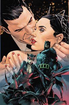 Batman #50 (2018) Comic Sketch Art Exclusive Variant Cover by Clay Mann