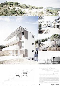 AbitareinLiguria - Premio PAI 2012_Categoria Nuove costruzioni - Spotorno, Italy - 2012 - Sabrina Vallino #architecture