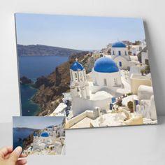 Tu foto en aluminio. Formato cuadrado, panorámico, rectangular. Fotoaluminio. Decoración.