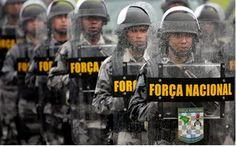 Comissão aprova atuação de militares da reserva na Força Nacional
