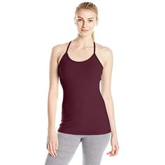 Beyond Yoga Women's Slim Racerback Cami Tank Top -- You can get additional details at the image link. (This is an affiliate link) #Clothing