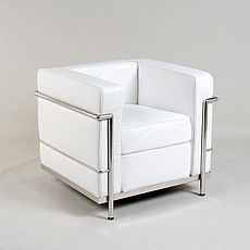 Corbusier Style Petite Club Chair Club Chairs Furniture Modern Scandinavian Furniture