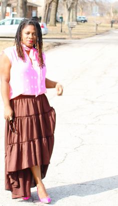 Spring Forward, Ageless Style Linkup – Nzuri N* Simplicity Have Faith In Yourself, Girls Rules, Move Forward, Forgive, Midi Skirt, Lady, Spring, Style, Fashion