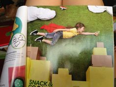 Motts Applesauce ad - photo inspiration
