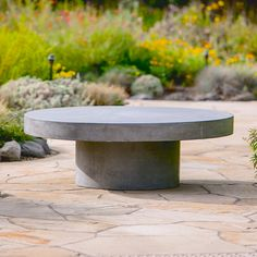 Floating Round Concrete Coffee Table 4 Terra Outdoor Living in dimensions 1200 X 1200 Outdoor Concrete Coffee Table - The actual function of the coffee Concrete Outdoor Furniture, Contemporary Outdoor Furniture, Concrete Coffee Table, Concrete Patio, Outdoor Living Furniture, Desktop Background Pictures, Best Photo Background, Light Background Images, Editing Background