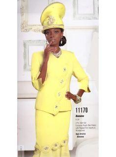 Brand: Donna Vinci  Women Church Suits | Church Suits For Black Women http://www.womenschurchsuitsplus.com/womens_church_suits