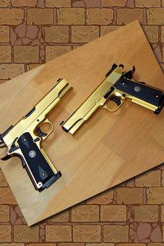 Gold Guns