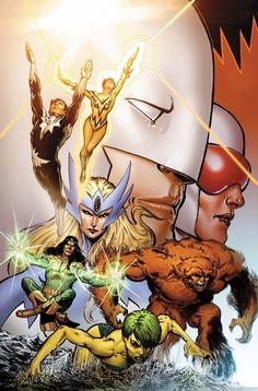 alpha flight marvel   Marvel Announces the Return of Alpha Flight