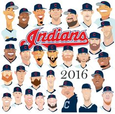 Image result for 2016 cleveland indians