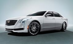 2016 Cadillac CT6: 25 Cars Worth Waiting For – Feature – Car and Driver