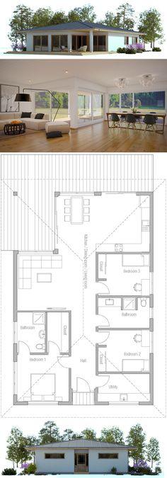 House Plan CH385