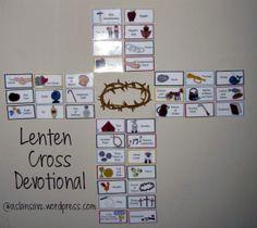 lenten cross devotional
