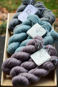 Loot: If you don't buy yarn at Rhinebeck, you more or less have a moral obligation to buy it on the rest of the trip, no?