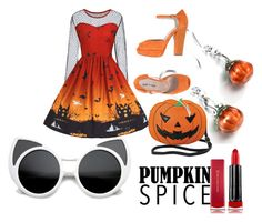 """Untitled #347"" by gemmasummers ❤ liked on Polyvore featuring Sleepyville Critters, Garrice and Max Factor"