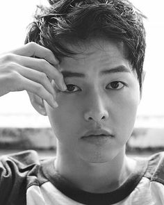 Image about love in Song Joong Ki💋 by Emily Song Joong Ki Photoshoot, Most Handsome Korean Actors, Song Joong Ki Cute, Soon Joong Ki, Dramas, Decendants Of The Sun, Les Descendants, Sun Song, A Werewolf Boy
