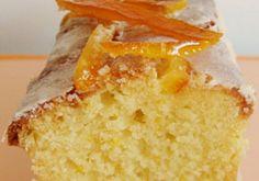 Receta de Budín Sin Gluten de Ricotta y Naranja